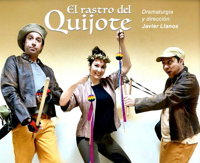 El rastro del Quijote