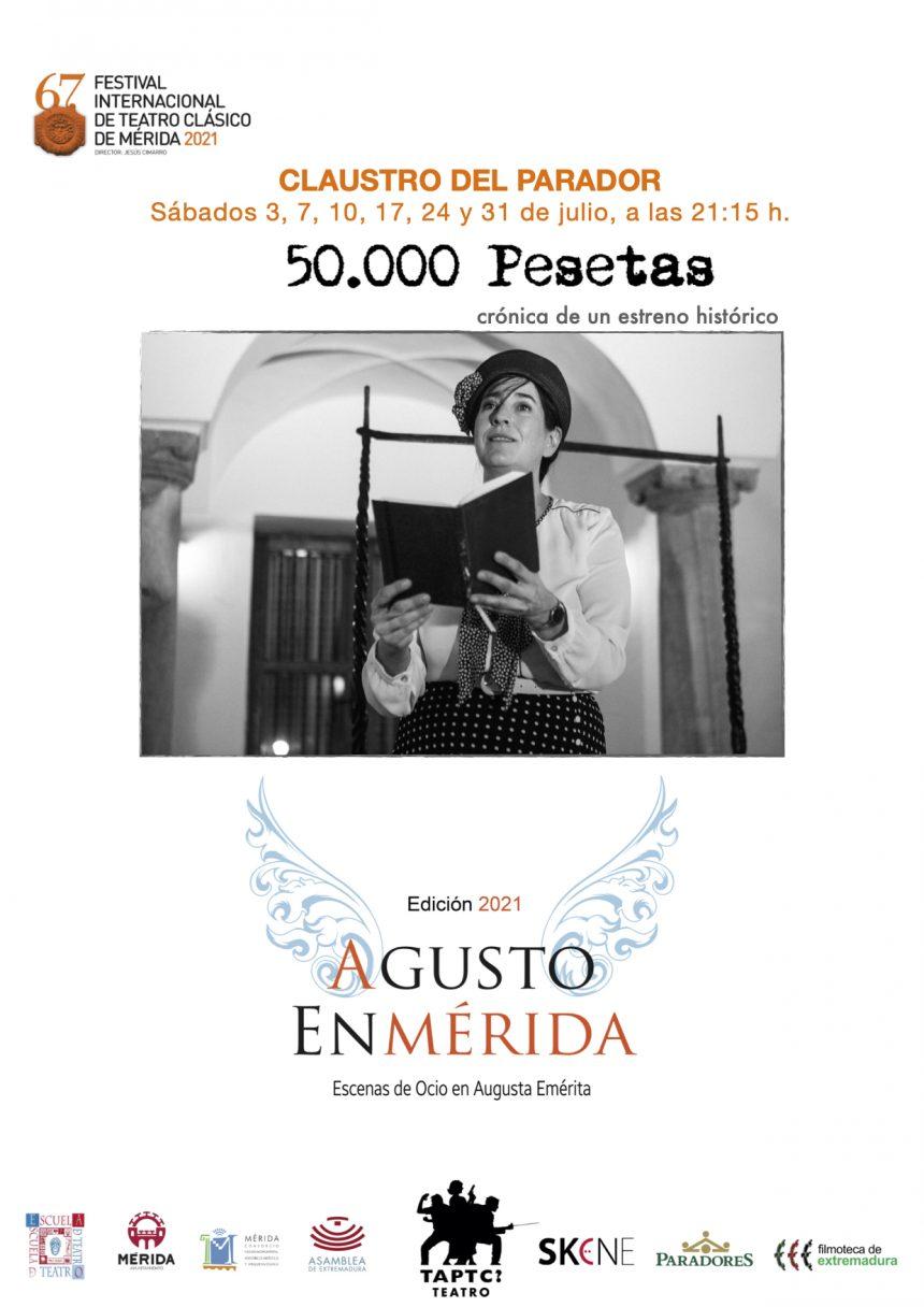 TEATRO – 50000 pesetas