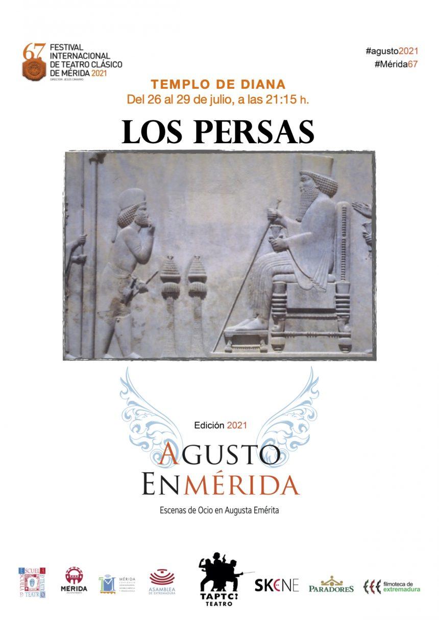 TEATRO – Los Persas