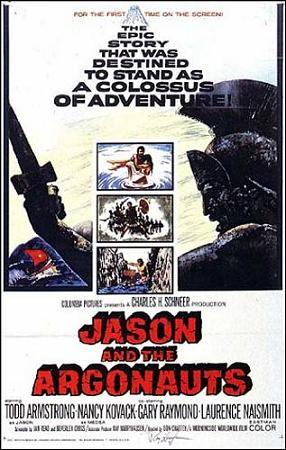 CINE – Jason y los argonautas